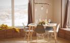 5 tips om goedkoop je eetkamer opnieuw in te richten