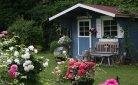 Tuin op de schop? Plaats een schuur of tuinhuisje!